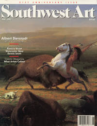 image of SOUTHWEST ART : 21st ANNIVERSARY EDITION : Volume 21, No 12,  May 1992