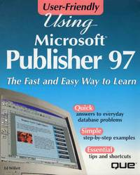 image of Using Microsoft Publisher 97 the Fast and Easy Way to Learn