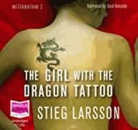 image of The Girl with the Dragon Tattoo [Audiobook] [Unabridged] (Audio CD)