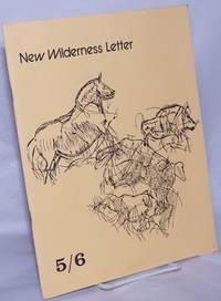 image of New Wilderness Letter: vol. 1, #5/6, September 1978