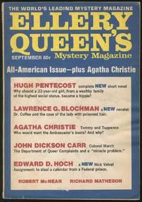 September 1970: Ellery Queen's Mystery Magazine