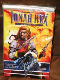 Jonah Hex: Shadows West  - Signed by  Joe R Lansdale - Paperback - Signed First Edition - from Bodacious Books (SKU: 9324)