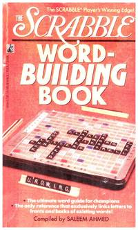 image of SCRABBLE  WORD-BUILDING BOOK.