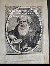 image of Hans Sachs Teutscher Poet Seines Alters LXXXI Iahr.