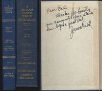 DREAM COME TRUE The Story of Madison County and Incidentally of Alabama  and the United States Volume One and Two