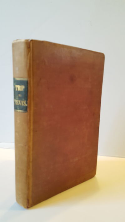 276 pp. Usual found in green cloth this has a variant binding of brown cloth. Fading and on edge of ...