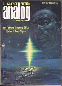 Analog Science Fiction / Science Fact, May 1967 (Volume 79, Number 3)