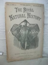 image of The Royal Natural History: Volume 1 Part 5 (Vol. I Pt V)