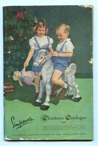 image of Simpson's Christmas Catalogue 1949
