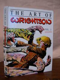 THE ART OF WRIGHTSON, VOLUME I; A POP-UP PORTFOLIO