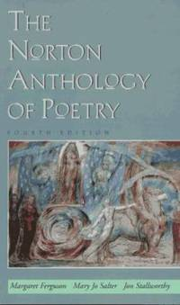 image of The Norton Anthology of Poetry