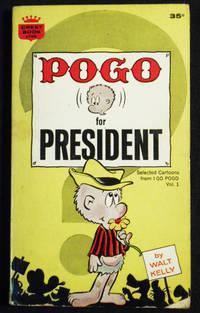 image of Pogo for President: Selected Cartoons from I Go Pogo Vol. 1