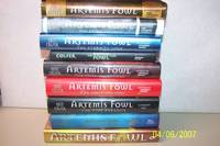 Artemis Fowl Series: Nine volumes, Eight Volumes, SIGNED