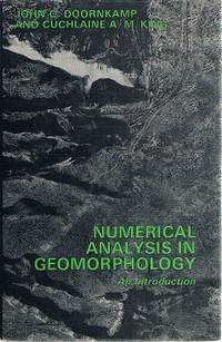 Numerical Analysis In Geomorphology: An Introduction