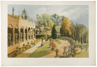 The Colonnade, Alton Gardens. The Seat of the Right Hnble. The Earl of Shrewsbury