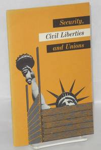 image of Security, civil liberties and unions