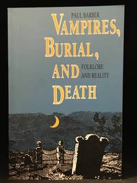 image of Vampires, Burial, and Death; Folklore and Reality