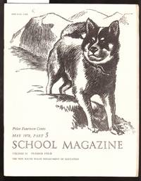 image of School Magazine - New South Wales Dept. Of Education - May 1978 Part 5  Vol. 63  No.4