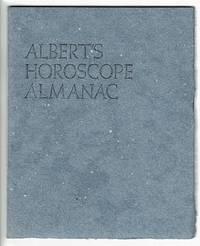 Albert's horoscope almanac