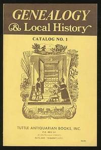 Genealogy, Local History and Heraldry [Catalog No. 1]