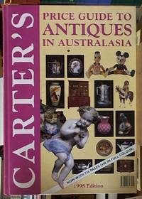 image of Price guide to antiques in Australasia 1998 edition – now with 448 pages in full colour