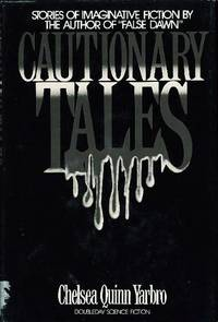 image of Cautionary Tales (Doubleday Science Fiction)