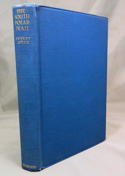 London: G. Duckworth, 1929. First Edition. Near Fine. 8vo ; 220 pp., frontispiece image of Joyce and...