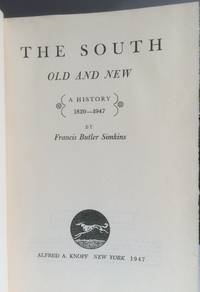 The South, Old and New