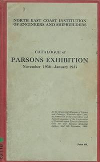 Catalogue of Parsons exhibition, November 1936 - January 1937