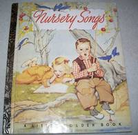 image of Nursery Songs: 50th Anniversary Edition of Little Golden Book