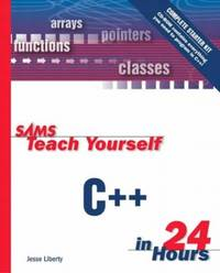 image of Sams Teach Yourself C++ in 24 Hours:: Starter Kit