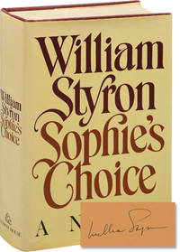 Sophie's Choice (Signed First Edition)