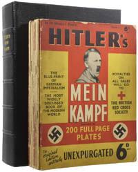 image of Mein Kampf [My Struggle]. Unexpurgated edition