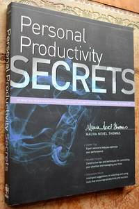 image of Personal Productivity Secrets: Do what you never thought possible with your time and attention... and regain control of your life