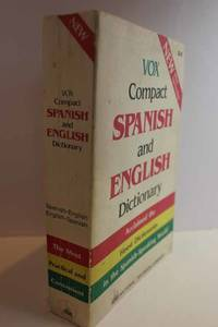 image of Vox Compact Spanish and English Dictionary
