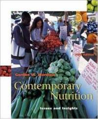 Contemporary Nutrition: Issues and Insights with Food Wise CD ROM