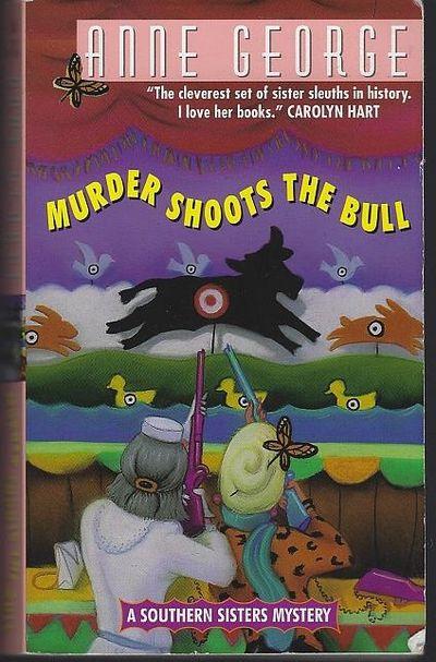 MURDER SHOOTS THE BULL, George, Anne