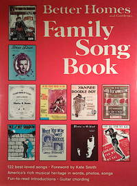 image of Better Homes & Gardens: Family Song Book