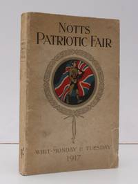 Notts Patriotic Fair. Whit-Monday & Tuesday, May 28-29th 1917. NEAR FINE COPY IN ORIGINAL WRAPPERS