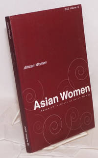 Asian women; a biannual journal: Winter 2002 volume 15: African women