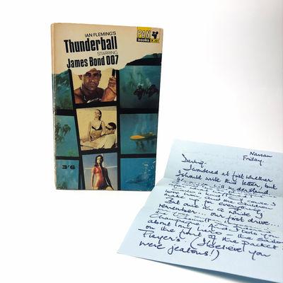 Thunderball + Promotional Domino Letter