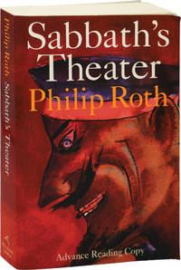 image of Sabbath's Theater (Advance Reading Copy)