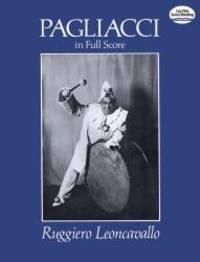 Pagliacci in Full Score (Dover Music Scores)