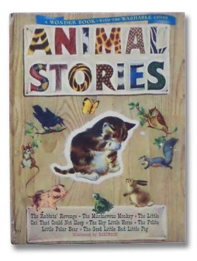 Wonder Books, 1947. First Edition. Hard Cover. Very Good/No Jacket. Robinson. First edition. No jack...