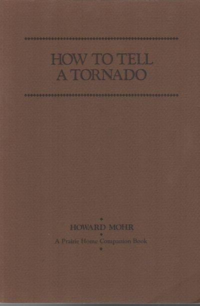(St. Paul, MN): (Minnesota Public Radio), (1982). First Edition. Wraps. Fine. 8vo. Perfect-bound wra...
