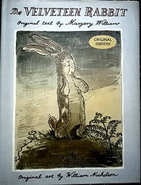 image of A VELVETEEN RABBIT Or How Toys Become Real(illustrations from William Nicholson)
