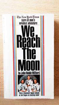 image of We reach the Moon.