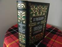 image of A Treasury of Irish Literature