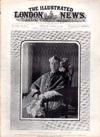"""PHOTOENGRAVING: """"The Archbishop Designate of Westminster: The Right Rev. Francis..."""
