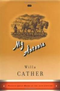 image of My Antonia (Penguin Great Books of the 20th Century)